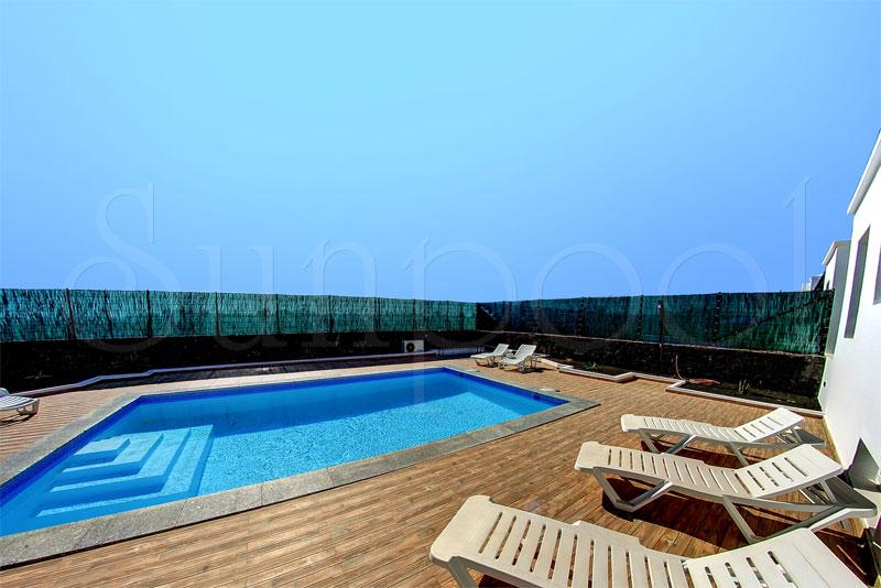 Villa fonsa villas lanzarote piscina privada - Villas en lanzarote con piscina privada ...