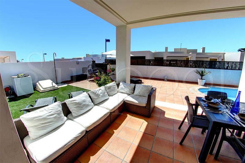 Villas blancas 2 villas en lanzarote con piscina privada - Villas en lanzarote con piscina privada ...